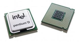 2005-Intel Pentium D 820-830-840