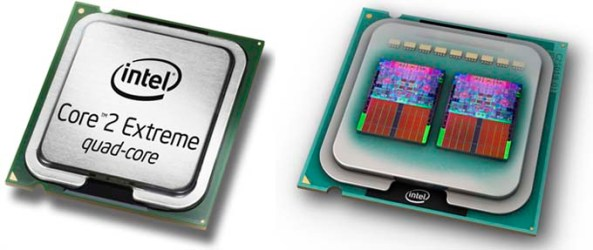 2006-Intel Quad-core Xeon X3210-X3220